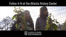 Thumbnail for entry Innovative UGA Extension Program - Fulton 4-H