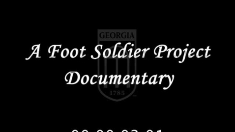 Thumbnail for entry Donald L. Hollowell: Foot Soldier for Equal Justice | 1 of 1 | 2010008dct
