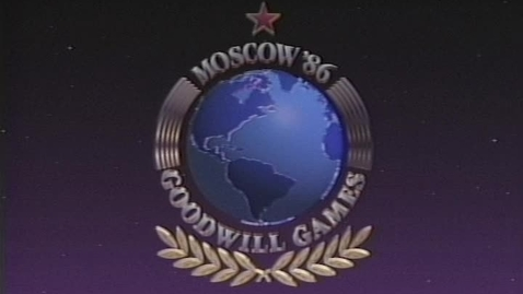 Thumbnail for entry Goodwill Games Opening Ceremony, 1986
