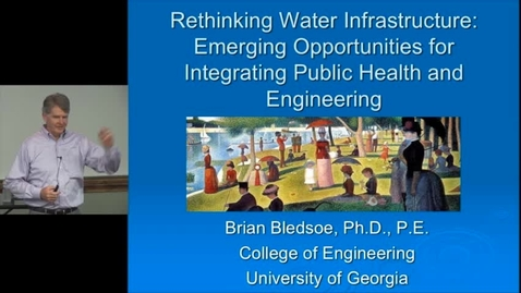 Thumbnail for entry Dr. Brian Bledsoe