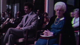 Thumbnail for entry Russell Building Dedication in Atlanta, February 29, 1980