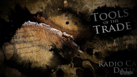 Thumbnail for entry Tools of the Trade - Radio Carbon Dating