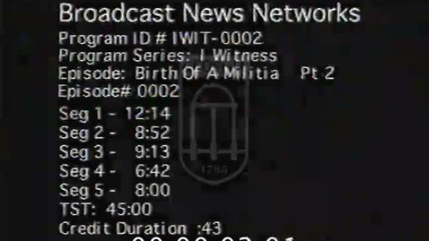 Thumbnail for entry Birth of a Militia   1 of 3   98241dct-1-arch
