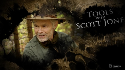 Thumbnail for entry Experimental Archaeology - Interview with Scott Jones