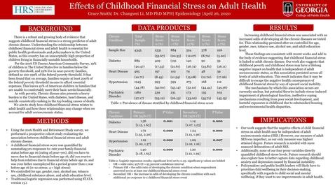 Thumbnail for entry SMITH GRACE-EPID-ChildFinancialStress-ePresentation