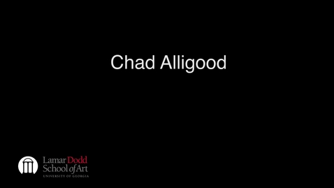 Thumbnail for entry Visiting Scholar Lecture: Chad Alligood