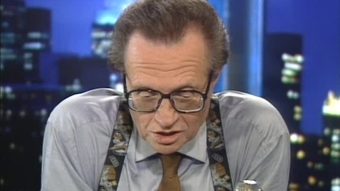 Thumbnail for entry Larry King Interview, United Nations Foundation
