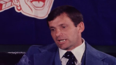 Thumbnail for entry Bobby Cox Becomes Manager of the Braves