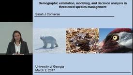 Thumbnail for entry Dr. Sarah Converse