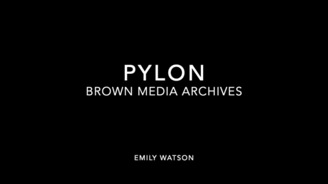 Thumbnail for entry Gallery Highlight: Pylon