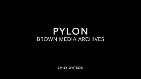 Thumbnail for entry Gallery Highlight: Pylon