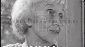 """Thumbnail for entry [""""Miss Smith of Georgia"""" sound and silent outtakes]   Joan Titus Collection   har-ms3757_0181"""