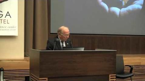 Thumbnail for entry 2012 D. W. Brooks Lecture - Dr. Daniel Hillel