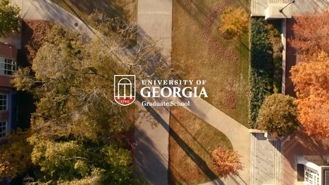 Thumbnail for entry UGA GradSchool Recruitment Video