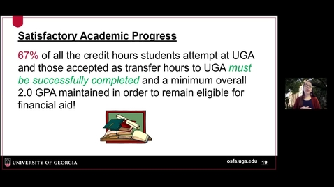 Thumbnail for entry OSFA - Satisfactory Student Progress.mp4