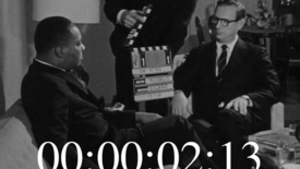 Thumbnail for entry MLK and Arnold Michaelis interview raw footage reel 2 (michaelis_1527)