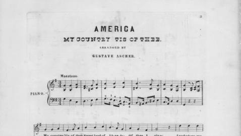 Thumbnail for entry Gallery Highlight: Suffrage Songs