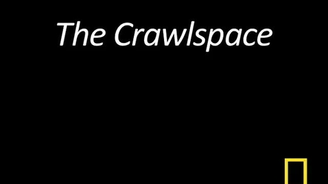 Thumbnail for entry Kitty Cams: The Crawlspace