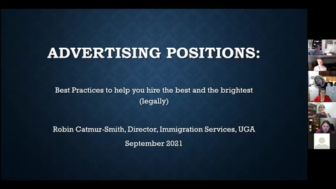 Thumbnail for entry Global Certificate: Advertising Positions
