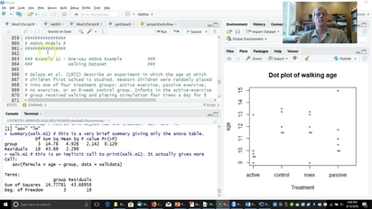 ANOVA Models in R - Part 2 (Fitting and Summarizing One-way