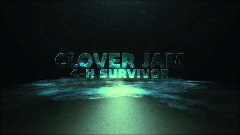 Thumbnail for entry Clover Jam Promo