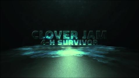 Thumbnail for entry Clover Jam Promo