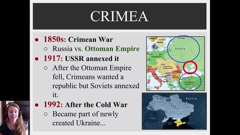 Thumbnail for entry Crimea