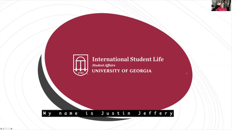 Thumbnail for entry International Student Life