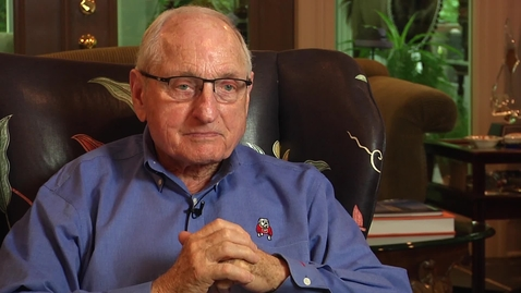 Thumbnail for entry Coach Vince Dooley, Part 2, UGA Athletics Oral History Collection