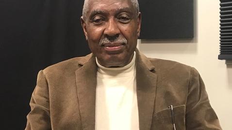 Thumbnail for entry UGA Black Alumni Oral History Project: Ken Dious