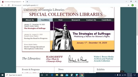 Thumbnail for entry Research Registration at the Special Collections Libraries