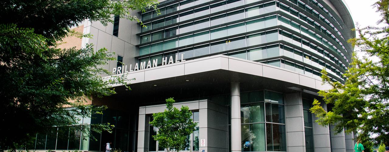 Prillaman Hall