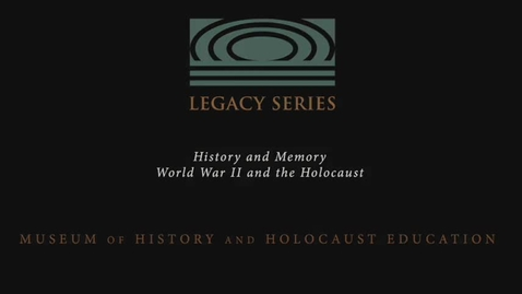 Thumbnail for entry Jimmy Doi: German Prisoners of War