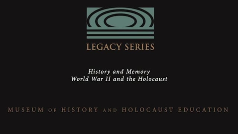 Thumbnail for entry M. Alexis Scott: Legacy of World War II
