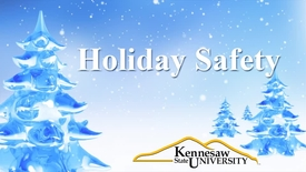 Thumbnail for entry Holiday Safety