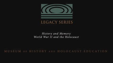 "Thumbnail for entry David Jacobi: ""Letters to Joseph Stalin"""