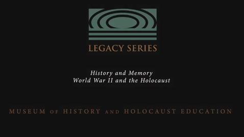 Thumbnail for entry David Jacobi: Rise of Nazism