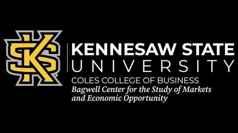 """Thumbnail for entry Steven Landsburg - """"The Boundaries of Economics"""""""