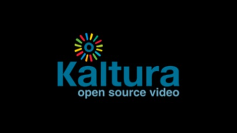 Thumbnail for entry Kaltura Logo Image