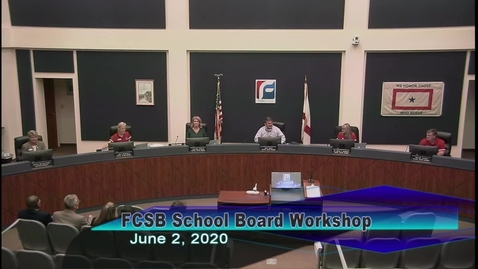 Thumbnail for entry Board Workshop June 2, 2020
