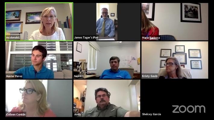 Virtual Board Workshop May 5th, 2020