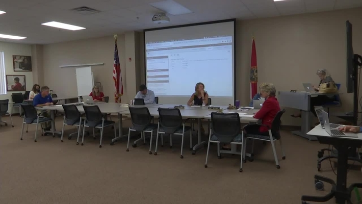 Board Budget Meeting -  September 8th, 2020
