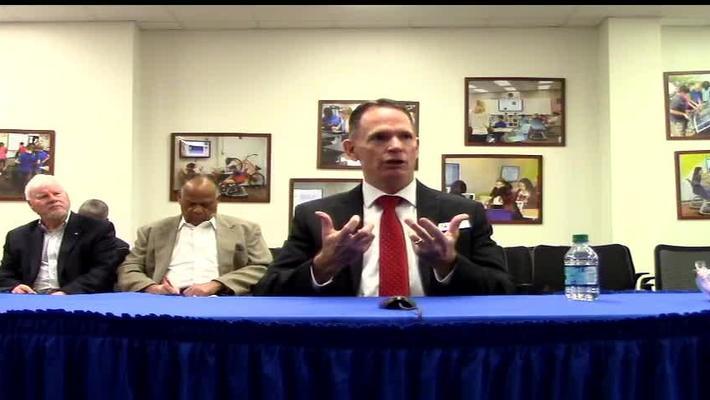 Superintendent Candidate Vernon Orndorff