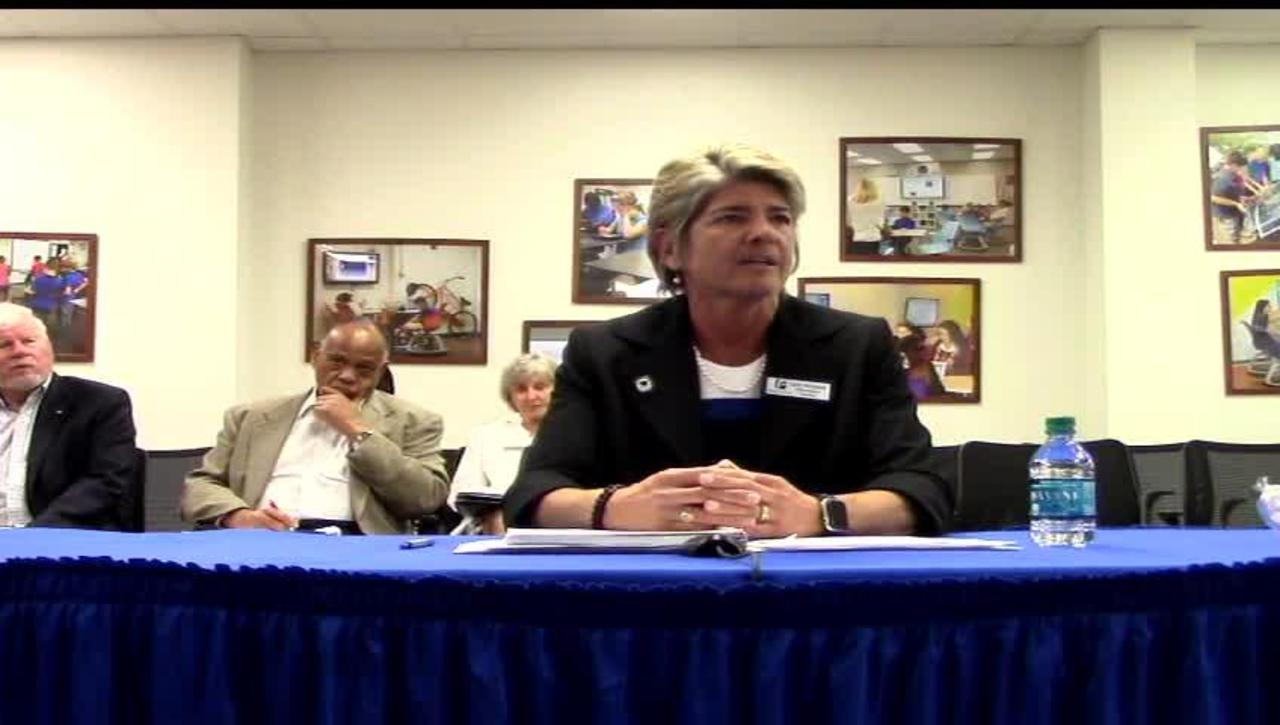 Superintendent Candidate Cathy Mittelstadt
