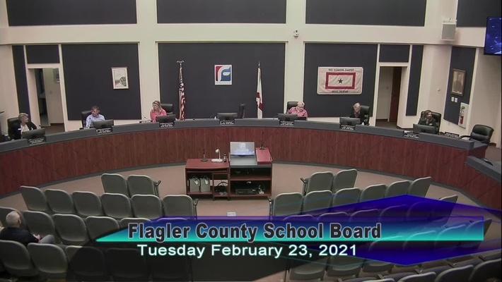Board Meeting - February 23, 2021