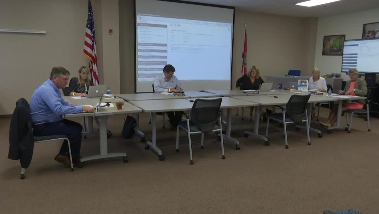 Board Workshop - July 21, 2020