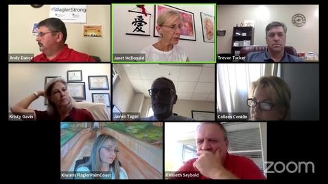 Thumbnail for entry Virtual Board Meeting May 19, 2020