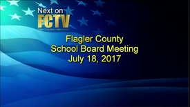 Thumbnail for entry Board Meeting July 12, 2017