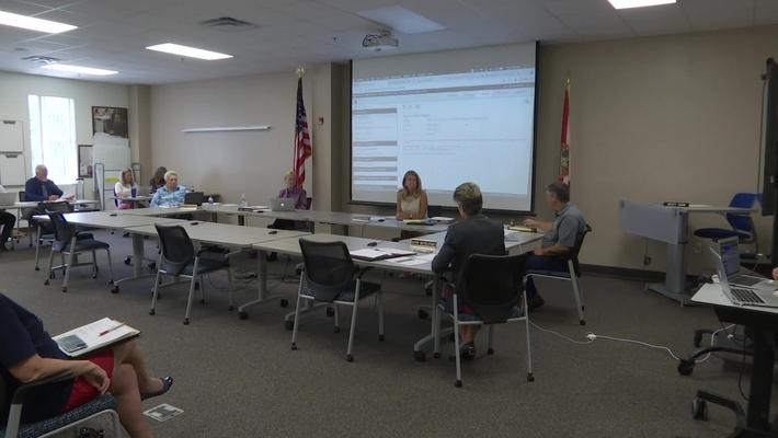 Board Workshop - September 21, 2021