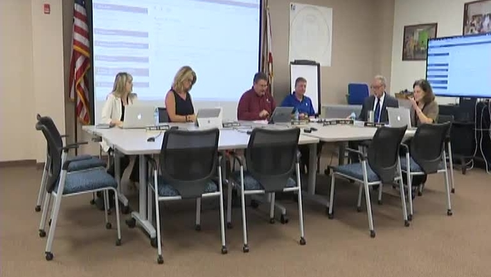 Special Board Meeting August 7, 2018